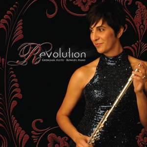 Flute Recital: Gedigian, Marianne - GRASSE, E. / DVORAK, A. / STRAVINSKY, I. / PAPINI, G. / PIERNE, G. / SUK, J. / BABADJANIAN, A.H. (Revolution)