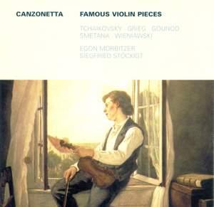 Canzonetta: Famous Violin Pieces