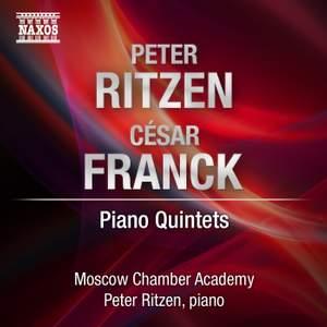 Ritzen & Franck: Piano Quintets