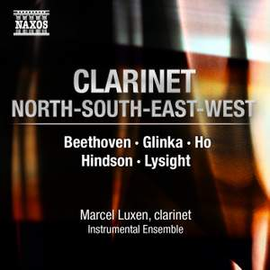 Clarinet North-South-East-West Product Image