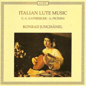 Kapsberger & Piccinini: Lute Music