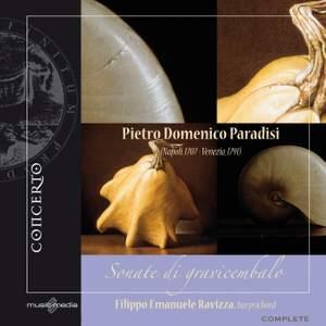 Paradies: Harpsichord Sonatas