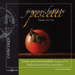 Pescetti: Sonate per Gravicembalo