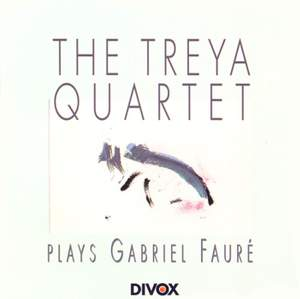 The Treya Quartet plays Gabriel Fauré