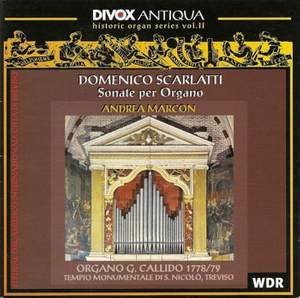 Scarlatti, D.: Organ Music (Historic Organ Music Series, Vol. 2)