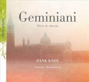 Geminiani: Pièces de clavecin Product Image
