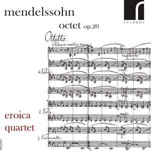 Mendelssohn: Octet in E flat major, Op. 20