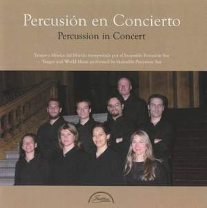Percussion in Concert