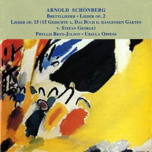 Schoenberg: 3 Song Cycles