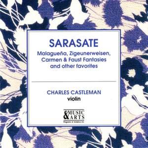 Sarasate Violin Favorites