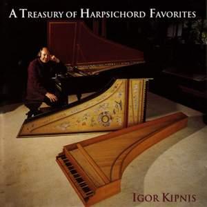 A Treasury of Harpsichord Favorites