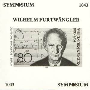 Wilhelm Furtwangler (1926-1930)
