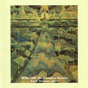 Scriabin: Piano Sonatas Nos. 1-10