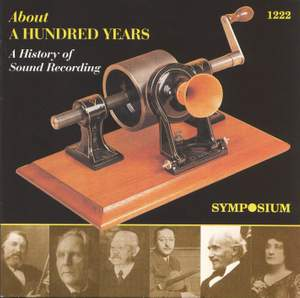 About a Hundred Years (1899-1943)