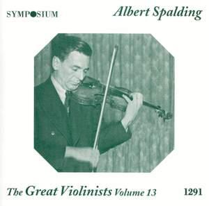 The Violin, Vol. 13 (1936, 1938)