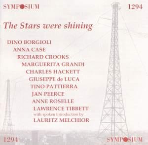 The Stars Were Shining, Vol. 1 (1926-1947)