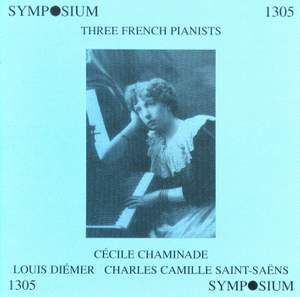 Three French Pianists (1901-1919)