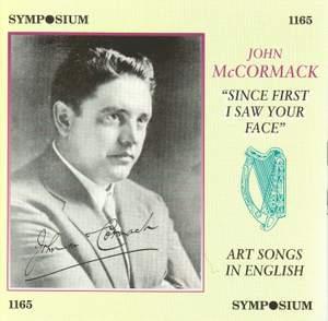 Art Songs in English (1908-1941)