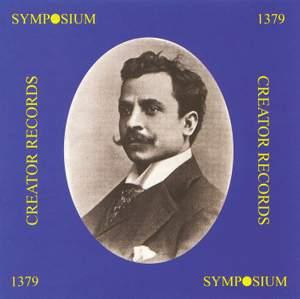 Creator Records, Vol. 1: Puccini & Mascagni (1891-1926)