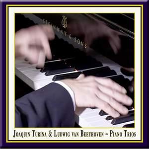 Turina & Beethoven: Piano Trios Product Image