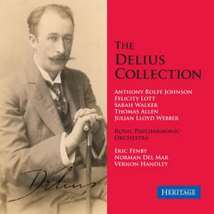 The Delius Collection Product Image