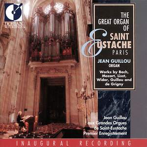 The Great Organ of Saint Eustache, Paris Product Image