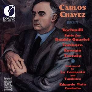 Chavez, C.: Xochipilli / La Hija De Colquide Suite / Tambuco / Energia / Toccata