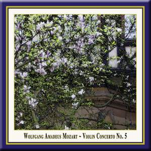 Mozart: Violin Concerto No. 5 in A major, K219 'Turkish' Product Image