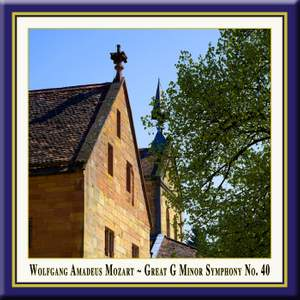 Mozart: Symphony No. 40 in G minor, K550 Product Image