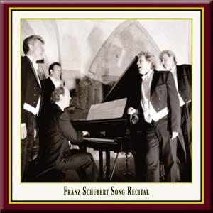 Franz Schubert Song Recital Product Image
