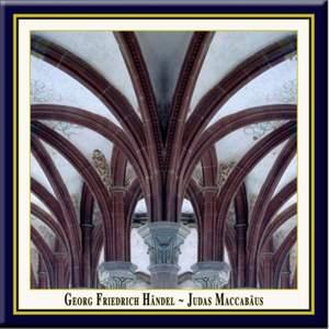 Handel: Judas Maccabaeus, HWV 63 Product Image