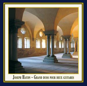 Haydn: Grand Duos pour deux guitares Product Image