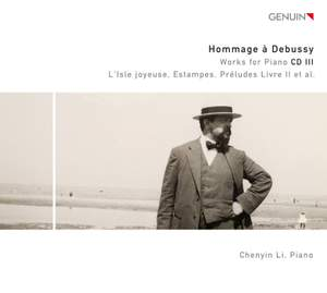 Hommage à Debussy: Works for Piano Vol. 3