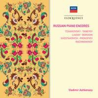 Russian Piano Encores