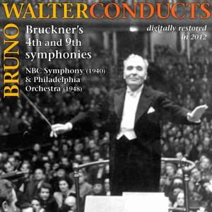 Bruno Walter conducts Bruckner & Mozart Product Image