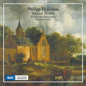 Philipp Dulichius: Sacred Motets Product Image