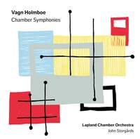 Holmboe: Chamber Symphonies