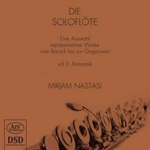 Die Soloflöte, Vol. 3: Romanticism