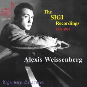 Alexis Weissenberg - The SIGI Recordings