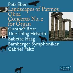 Petr Eben: Landscapes of Patmos Product Image