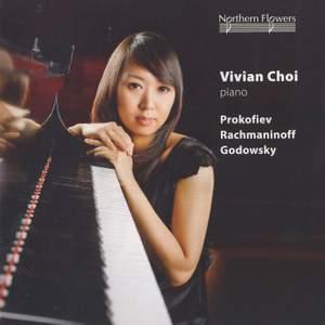 Vivian Choi: Prokofiev, Rachmaninov & Godowsky