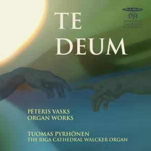Pēteris Vasks: Organ Works