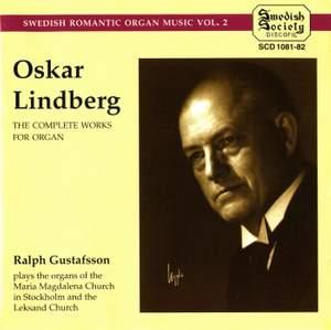 Lindberg: Complete Works for Organ