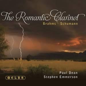 The Romantic Clarinet: Brahms & Schumann