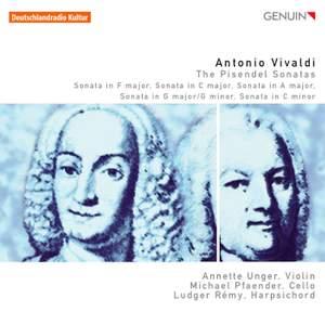 Vivaldi: The Pisendel Sonatas Product Image
