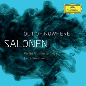 Esa-Pekka Salonen: Out of Nowhere Product Image