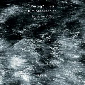 Kurtág & Ligeti: Music for Viola