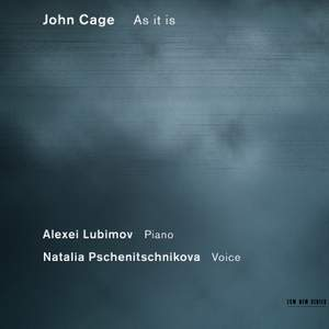 John Cage: As It Is Product Image