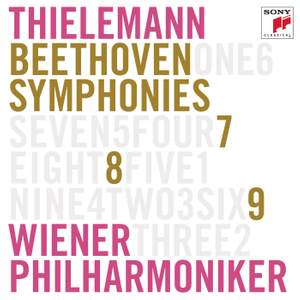 Beethoven: Symphonies Nos. 7 - 9 Product Image