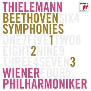 Beethoven: Symphonies Nos. 1 - 3